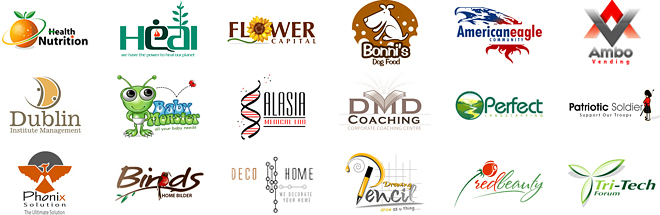 Company logo design by professional logo designers for Design company usa